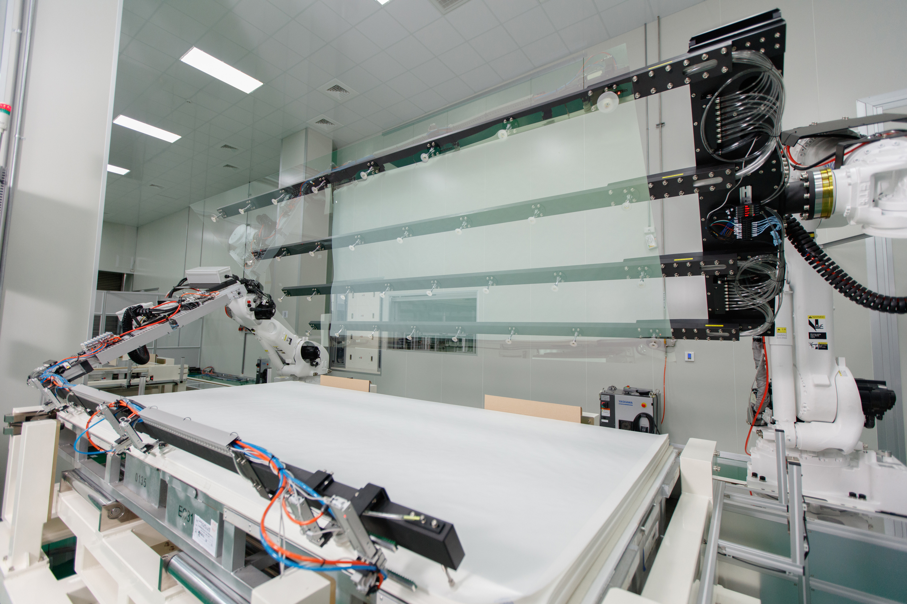 Kinestral Technologies Ramps Production Of Halio Smart Tinting Glass Wiring A Metal Building Announces First Shipments From New Factory Business Wire