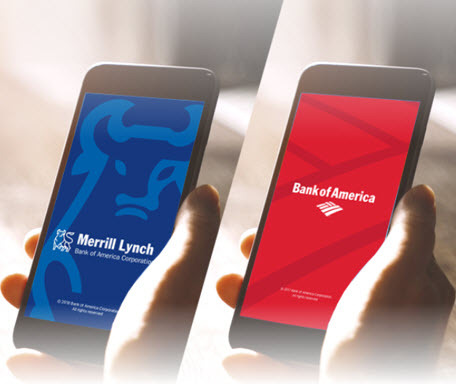 Bank of America apps (Photo: Business Wire)