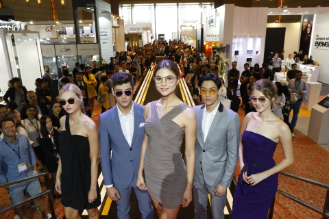香港眼鏡展下月舉行