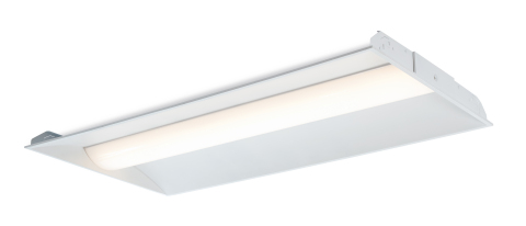 The Good Day&Night Troffer™ by Lighting Science provides healthy circadian LED lighting in both popular engineered spectrums, GoodDay® and GoodNight® and is ideal for a variety of commercial applications. (Photo: Business Wire)