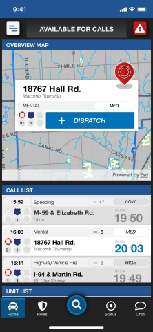 Designed for law enforcement, New World ShieldForce provides intelligent dispatch, routing to the sc ...