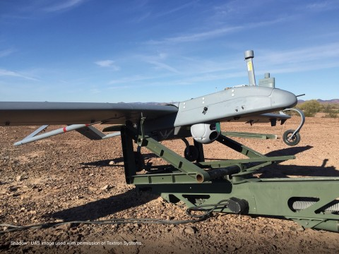 This contract for the U.S. Army Shadow UAV Program is the largest ISR contract in the history of L3  ...