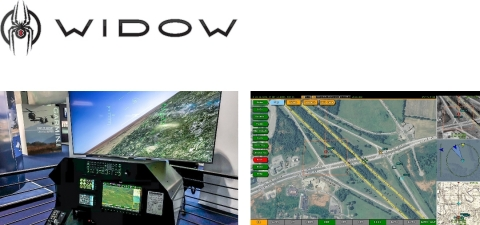 L3's Widow® Mission Execution Software combines real-time surveillance technologies with diverse, in ...