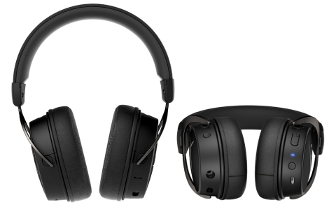 HyperX launches new Cloud MIX gaming headset with Bluetooth technology, it's first gaming+lifestyle ...