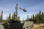 FLIR Black Hornet Vehicle Reconnaissance System enables autonomous operation of Black Hornet 3 UAV from within military vehicles. (Photo: Business Wire)