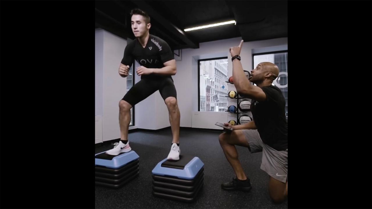 NOVA Fitness Innovation, New York City's newest technology-focused fitness studio.