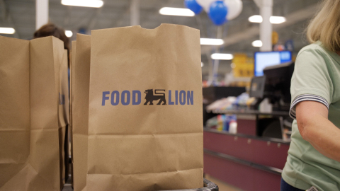 Food Lion to Unveil New, Easier Shopping Experience with Completion of $91.7 Million Investment in 63 Greater Roanoke-Area Stores (Photo: Business Wire)