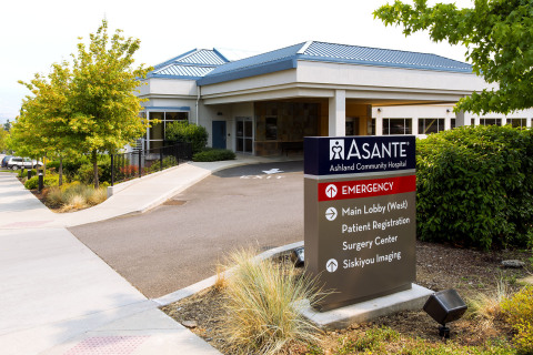 Asante Ashland Community Hospital purchased five Carestream imaging systems to expedite image access ...