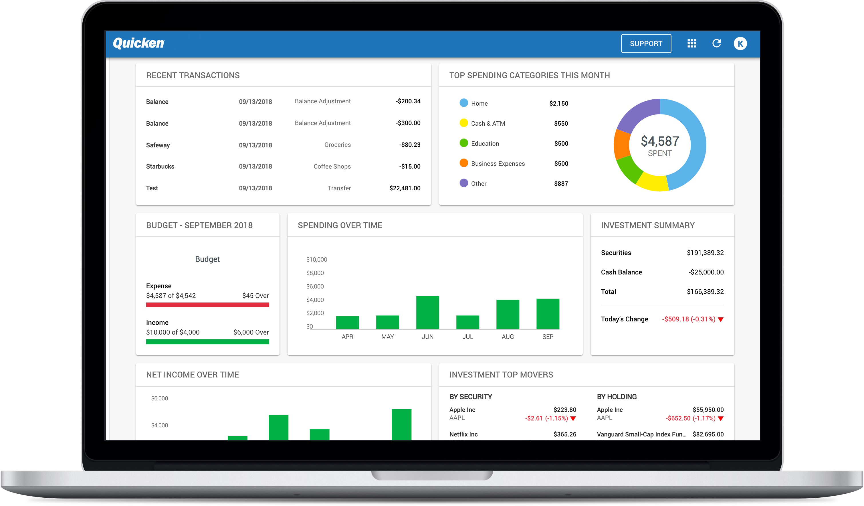 Quicken 2019 is Now Available, Introducing Web Access | Business Wire