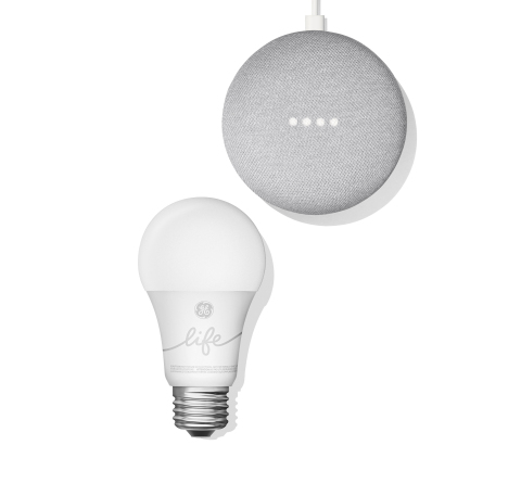 Have the Google Assistant Control Your C by GE Bulbs Right Out of the Box, No Hub Needed (Photo: GE)