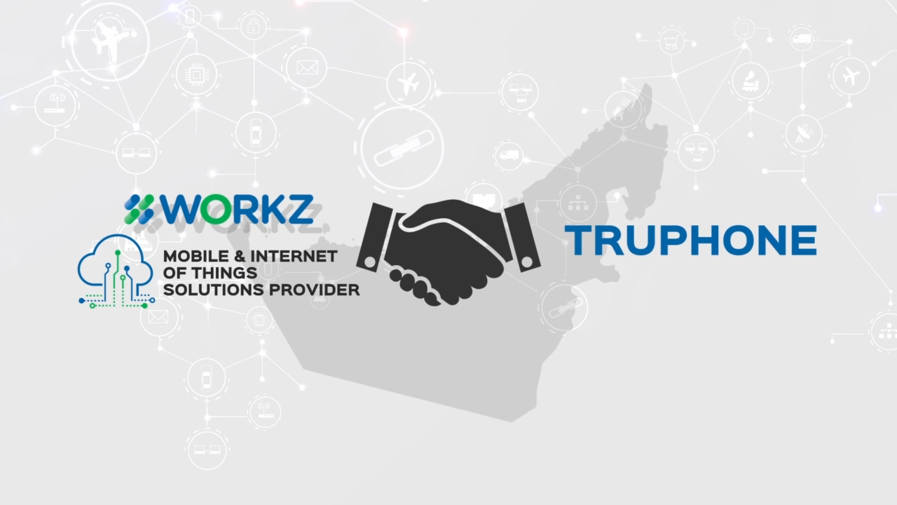 Workz and Truphone Launch Consumer eSIM Solution for Network Operators (Press Video: AETOSWire)