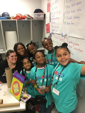 Mastercard and Scholastic will work with teachers to help raise awareness of STEM-opportunities among all students. (Photo: Business Wire)