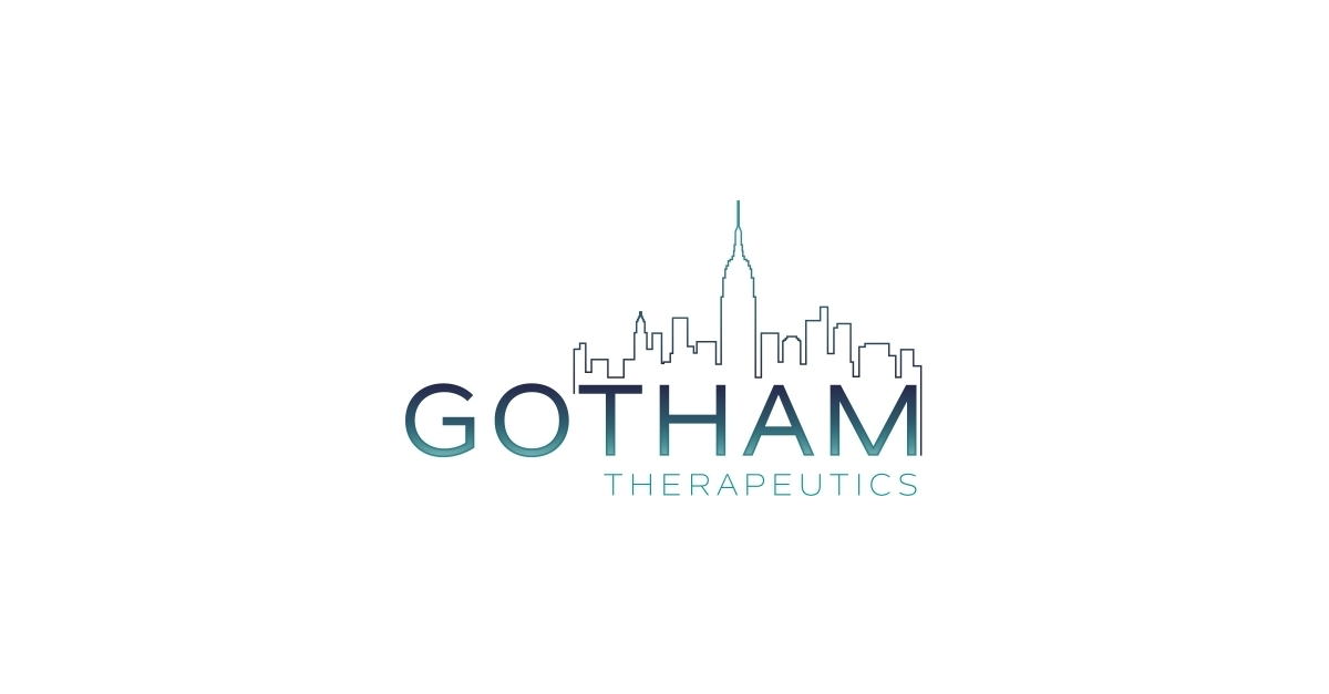 Gotham Therapeutics Launches with $54 Million Series A