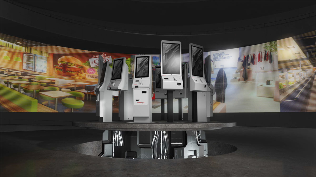 Revamping the Future with Posiflex TK Series Interactive Kiosks