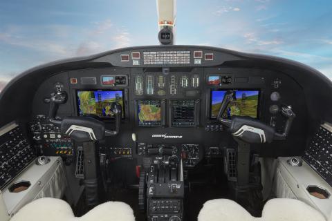 Garmin® announces availability of the G700 TXi flight display | SYS