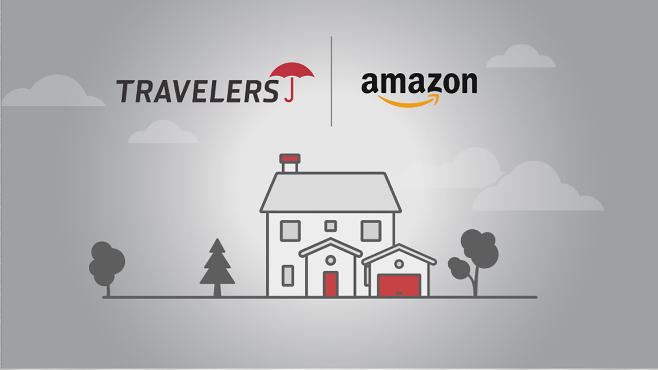 Travelers teams up with Amazon to provide smart home solutions