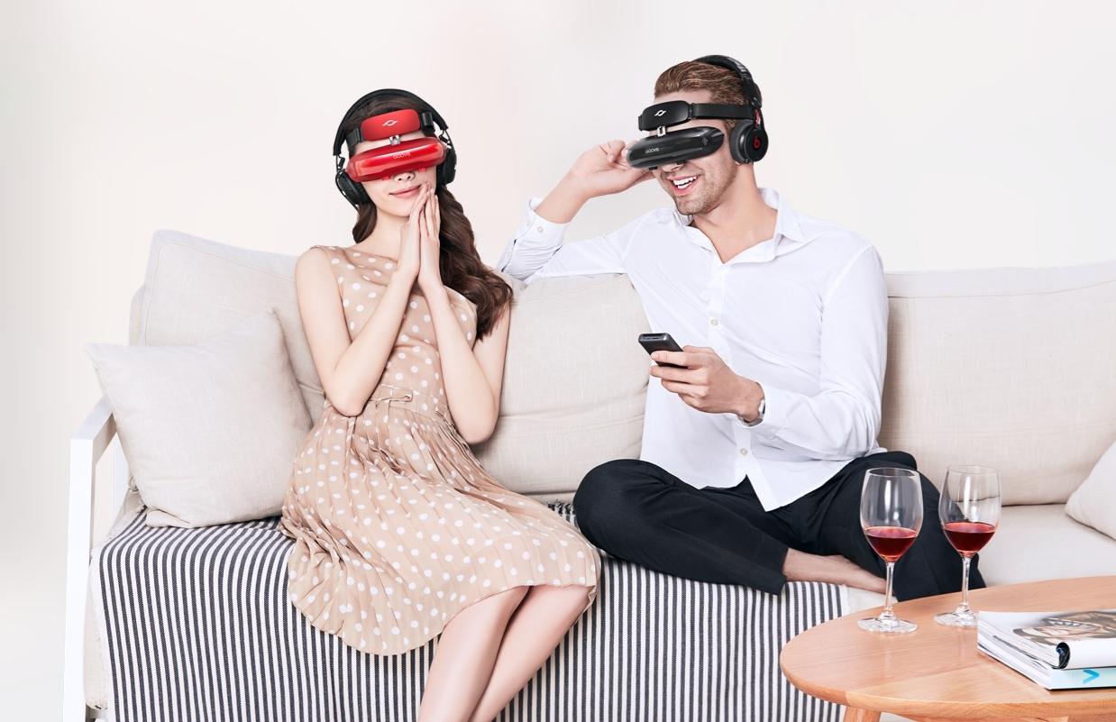 daf7d9b7332 GOOVIS G2  Virtual Reality of the highest level