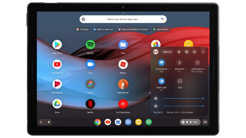 Google also unveiled its best-of-both-worlds mobile workhorse, the Pixel Slate. More than just a tab ...