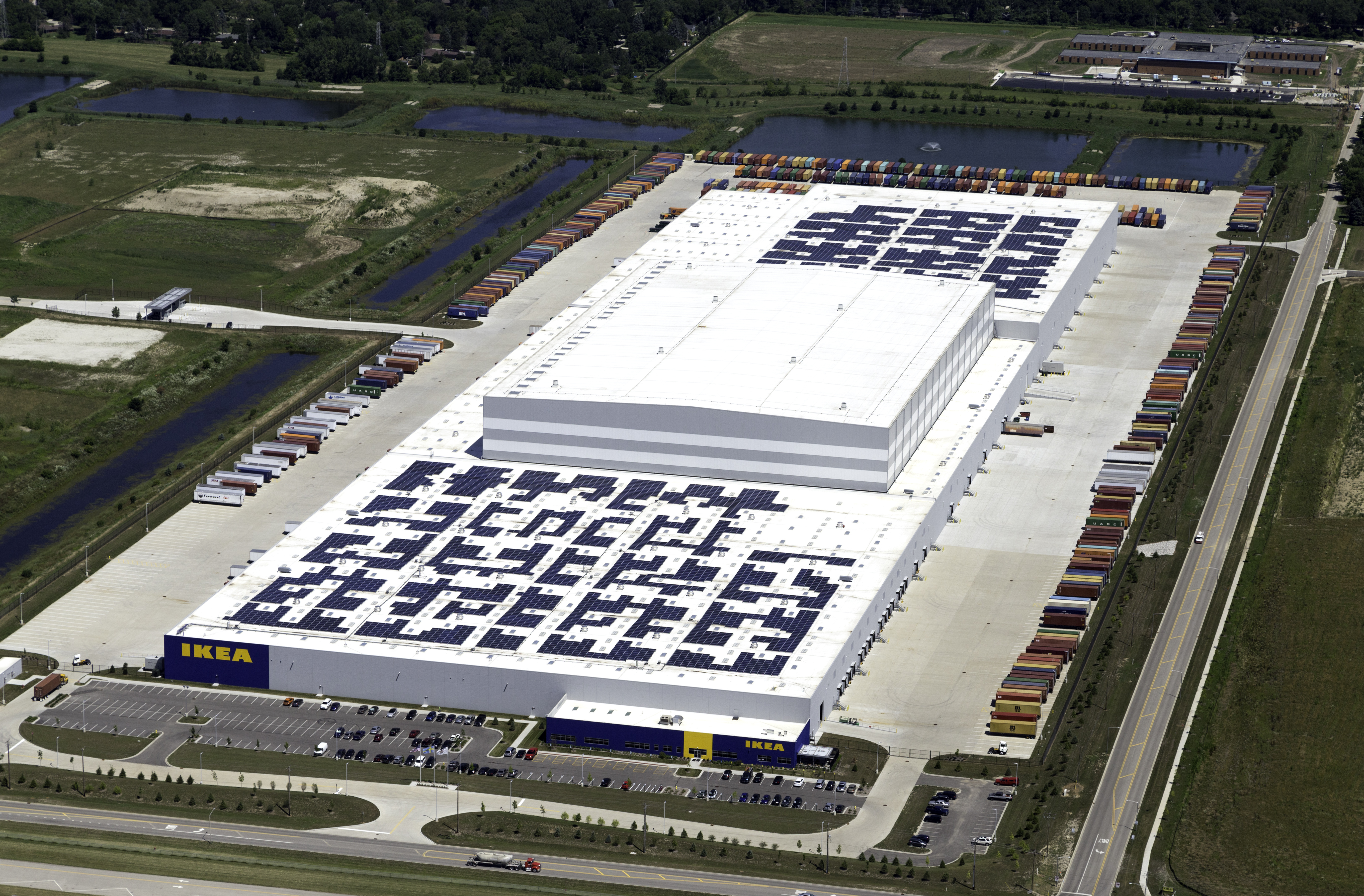 Ikea Midwest Distribution Center