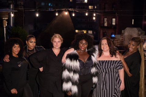Danielle Brooks and Crew Responsible for Holiday Campaign (Photo: Business Wire)