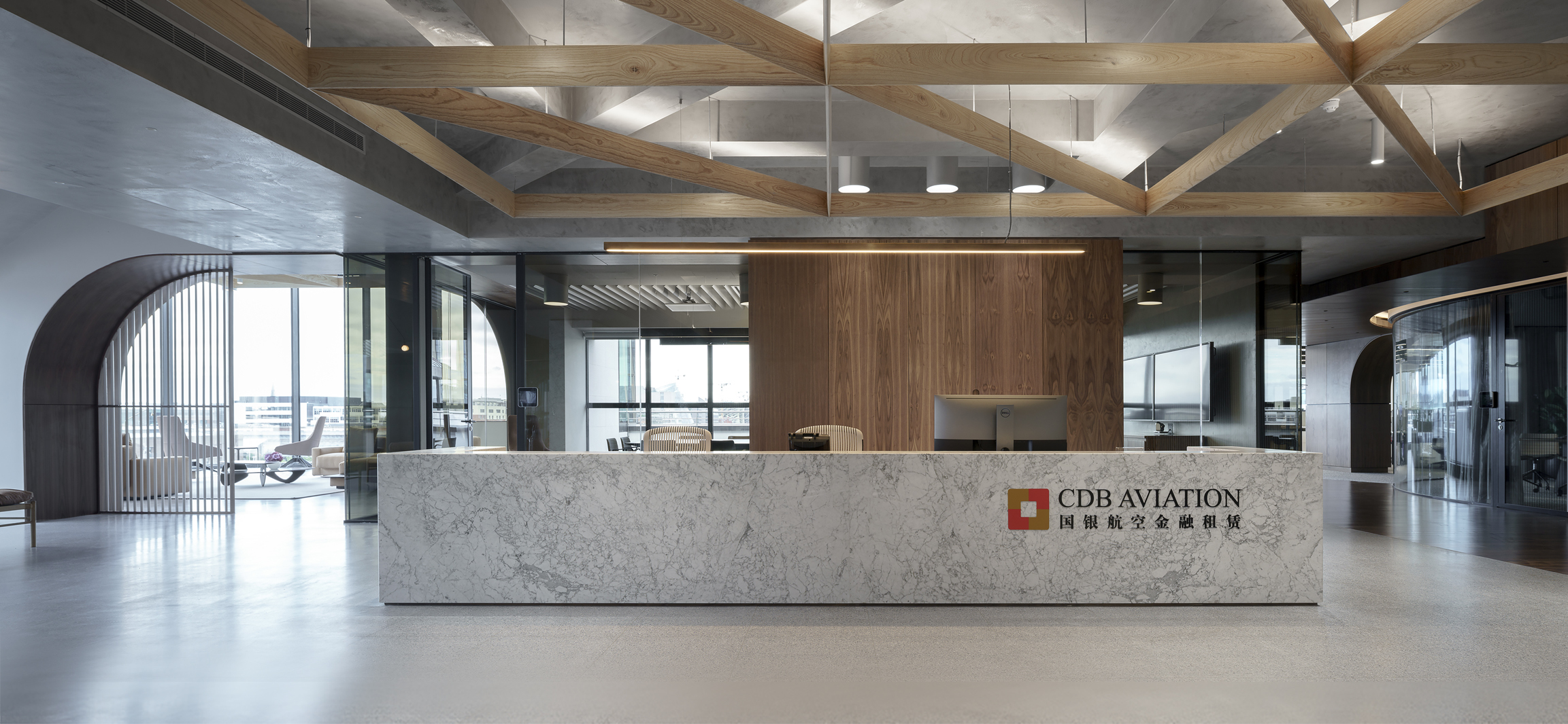 CDB Aviation Celebrates Office Relocation to 1GQ in Dublin