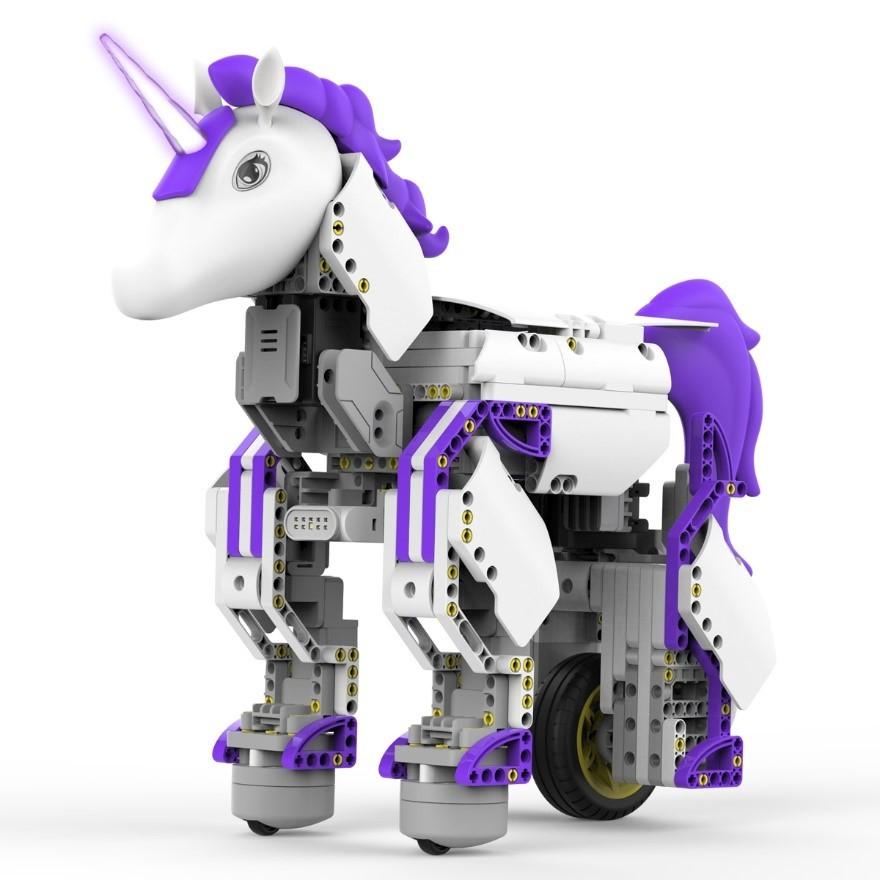Unleash The Creative Magic Of Robotics With Ubtech S New Jimu Robot