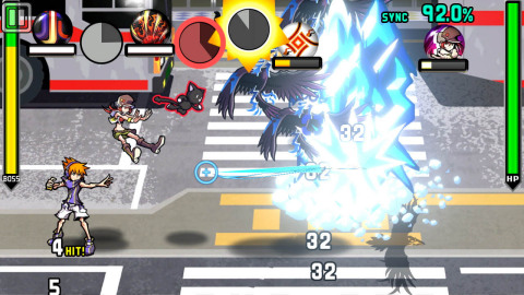 The World Ends with You: Final Remix game will be available on Oct. 12. (Graphic: Business Wire)