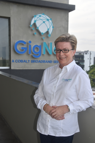 Dra. Jane Alexandra Garcia to Join Expanding GigNet Development in Hospitality Sector. (Photo: Business Wire)