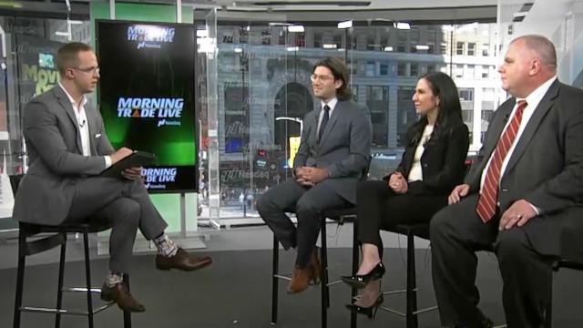 TD Ameritrade Network's Live Nasdaq Broadcast