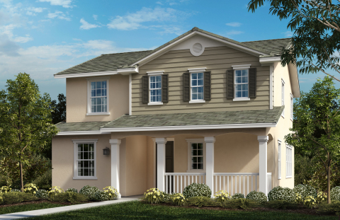 New KB homes are now available in Ontario Ranch. (Photo: Business Wire)