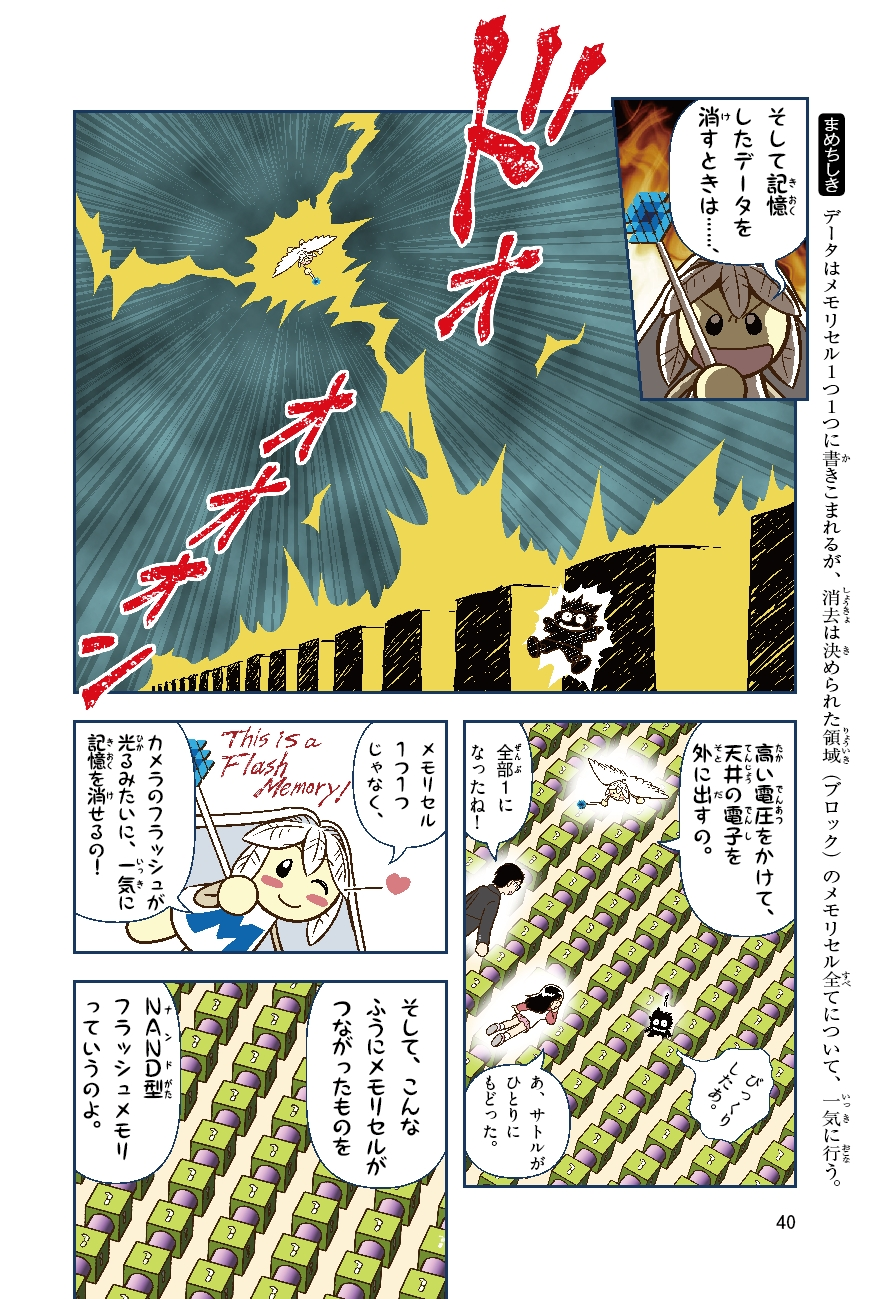 東芝メモリ株式会社 学研 まんがでよくわかるシリーズ の新刊