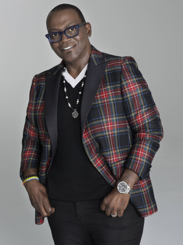 """TV Personality Randy Jackson Teams Up with Lucy Pet Products … """"The Dawg"""" is Doing Something Good for the Dogs. (Photo: Business Wire)"""
