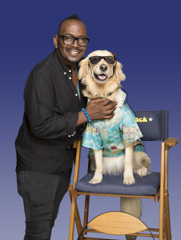 TV personality Randy Jackson joins Lucy Pet Products' Surfin' Jack and the Lucy Pet Foundation team. (Photo: Business Wire)