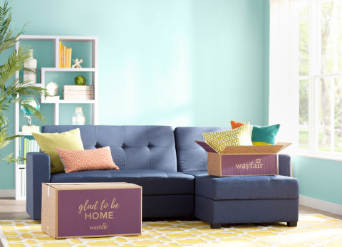Wayfair Launches MyWay, New Membership Program Offers Exclusive Perks and Additional Savings on Everything Home (Photo: Business Wire).