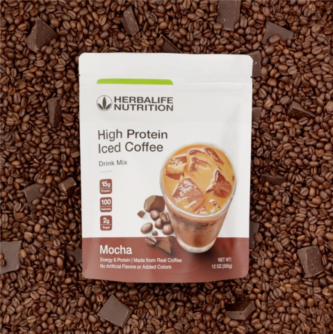 Herbalife Nutrition Creates a Stir in the $38 Billion Coffee Industry. New High Protein Iced Coffee  ...