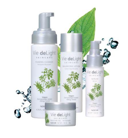Vie deLight skincare (Photo: Business Wire)