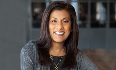 Kavitha Mariappan - Senior Vice President of Customer Experience and Transformation (Photo: Business ...