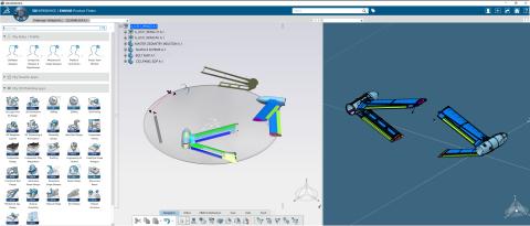 Dassault Systèmes' 3DEXPERIENCE platform (Photo: Dassault Systèmes)