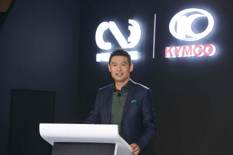 Allen Ko, Chairman, KYMCO (Photo: Business Wire)