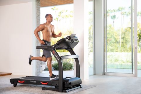 The Bowflex® Results Series™ BXT6 treadmill is designed to deliver results through innovative real-t ...