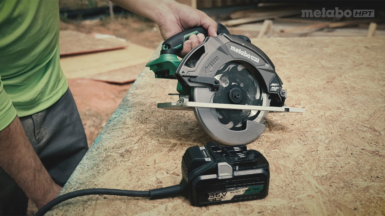 Metabo HPT (formerly Hitachi Power Tools) launches its new name with game changing innovation for the jobsite. Check out the MultiVolt platform from Metabo HPT that offers cordless or corded power from the same tool- YOU DECIDE!