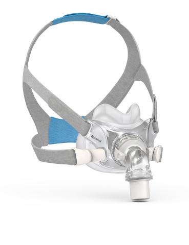 AirFit F30全脸CPAP面罩:侧面视图(照片:美国商业资讯)