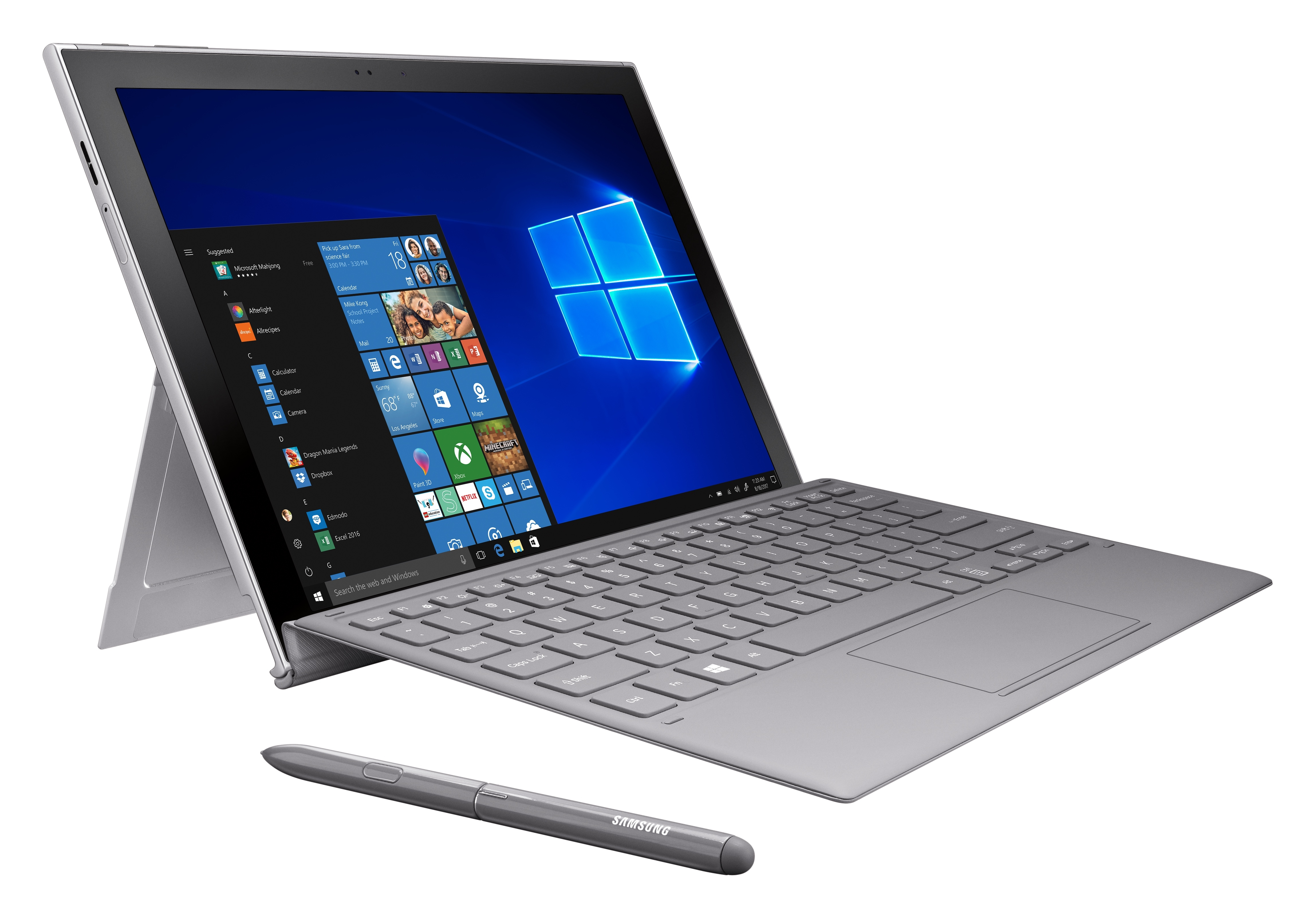 Change the Way You Work with the Samsung Galaxy Book2