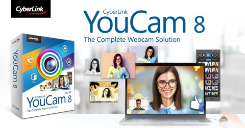CyberLink YouCam 8 (Graphic: Business Wire)