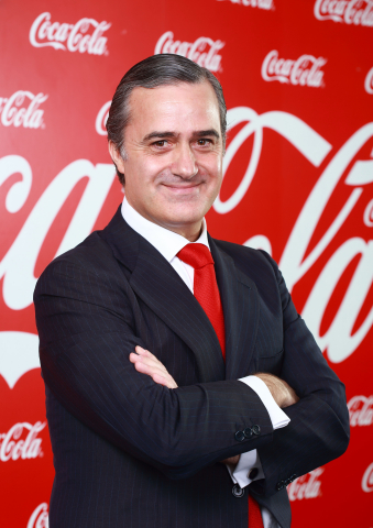 """Manuel """"Manolo"""" Arroyo will become group president for the Asia Pacific region for Coca-Cola on Jan. ..."""