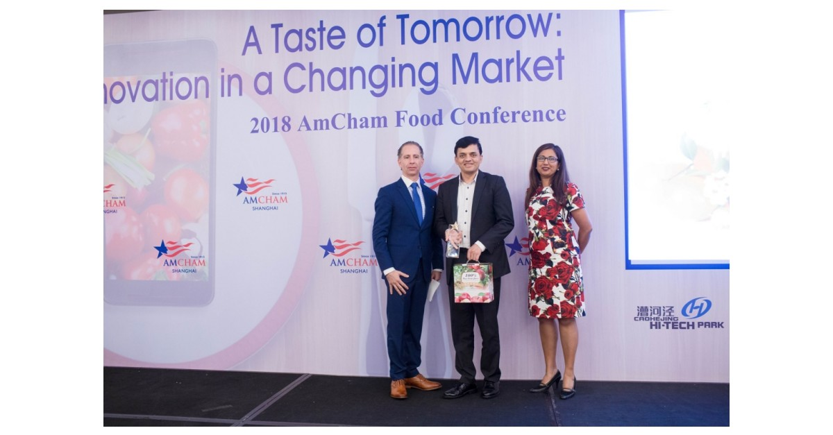 IDC Customer Döhler Wins Coveted AmCham Award