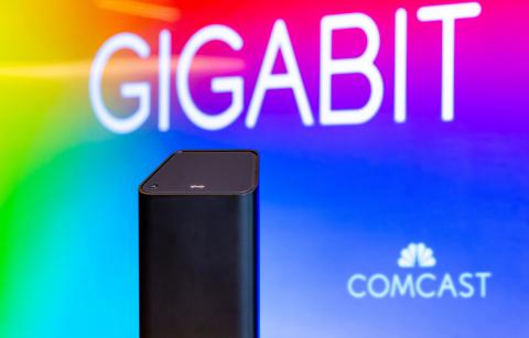 Comcast anuncia acceso al servicio de internet de gigabit de Xfinity para 58 millones de hogares y n ...