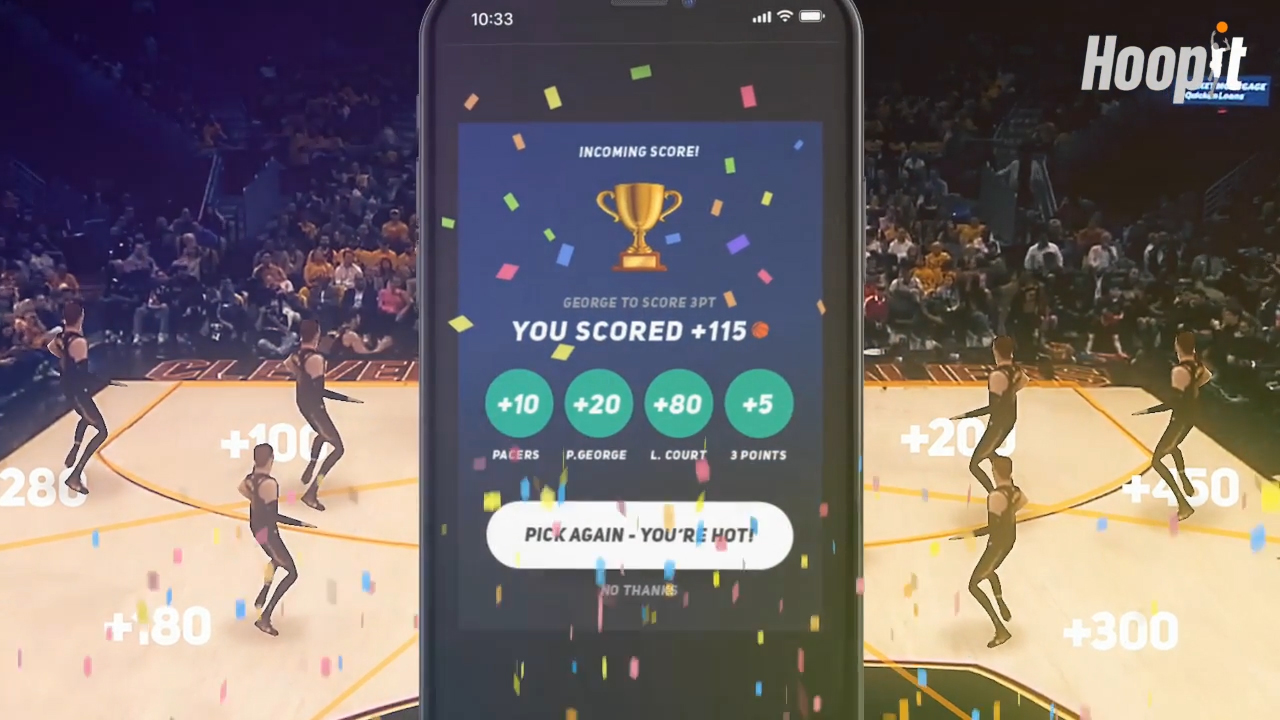 Hoopit is Set to Change the Way You Watch Basketball