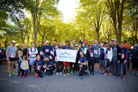 Team Star Mountain Capital at the Terry Fox Run (New York City)(Photo: Business Wire)