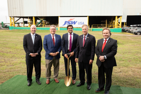 Robert Allen, President and CEO of the Texas Economic Development Corporation Bryan Daniel, Executiv ...